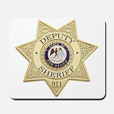 New Mexico Deputy Sheriff Mousepad