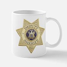 New York Deputy Sheriff Mug