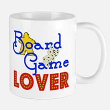Board Game Lover Mug