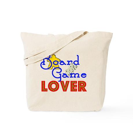 Board Game Lover Tote Bag