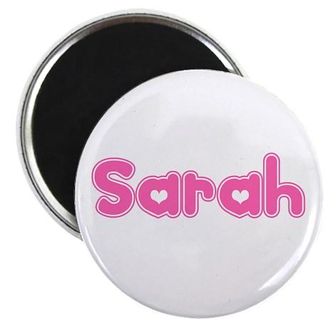 """""""Sarah"""" Magnet"""