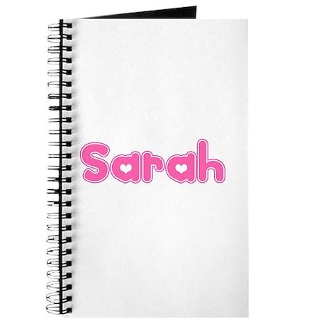 """""""Sarah"""" Journal"""