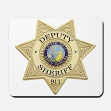 North Carolina Deputy Sheriff Mousepad