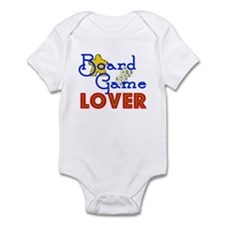 Board Game Lover Infant Bodysuit
