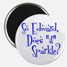 """Does """"it"""" Sparkle? Magnet"""