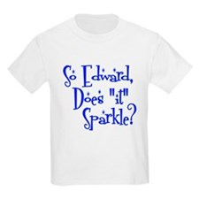 """Does """"it"""" Sparkle? T-Shirt"""