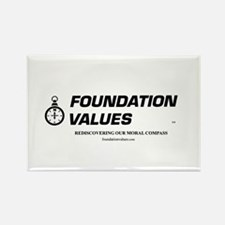 Cute Conservative values Rectangle Magnet