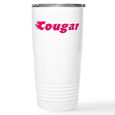 Hot Cougar Travel Mug