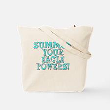 Eagle Powers Tote Bag