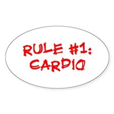Rule #1 Decal