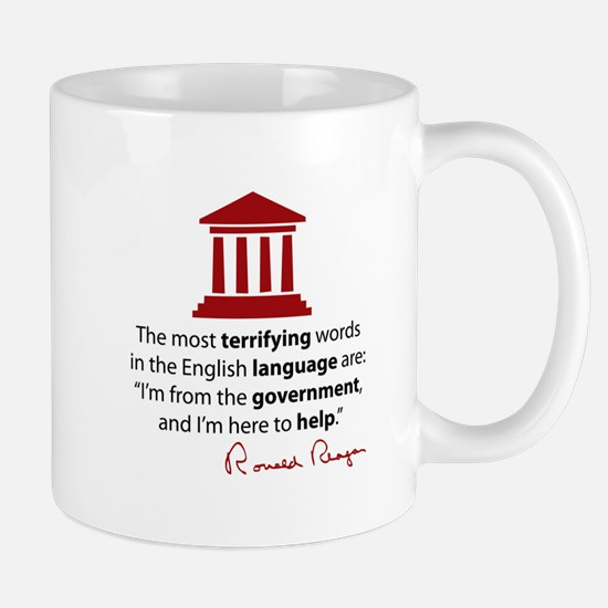 Reagan Quote Mug