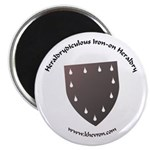 """Iron-On 2.25"""" Magnet (10 pack)"""