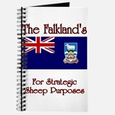 The Falkland's Journal