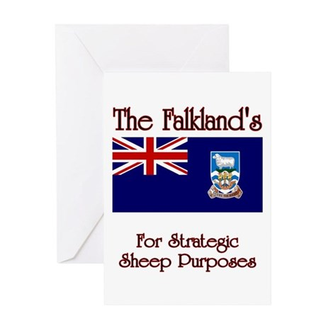 The Falkland's Greeting Card