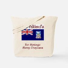 The Falkland's Tote Bag