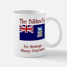 The Falkland's Mug