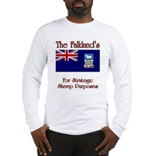The Falkland's Long Sleeve T-Shirt