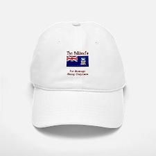 The Falkland's Baseball Baseball Cap