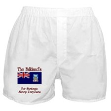 The Falkland's Boxer Shorts