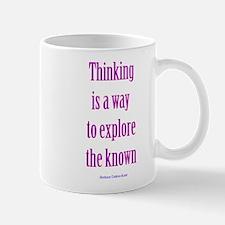 Unique Use your mind Mug