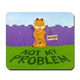 Garfield mousepad Classic Mousepad