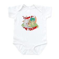 The MOON Infant Bodysuit