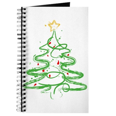 Christmas Tree Journal