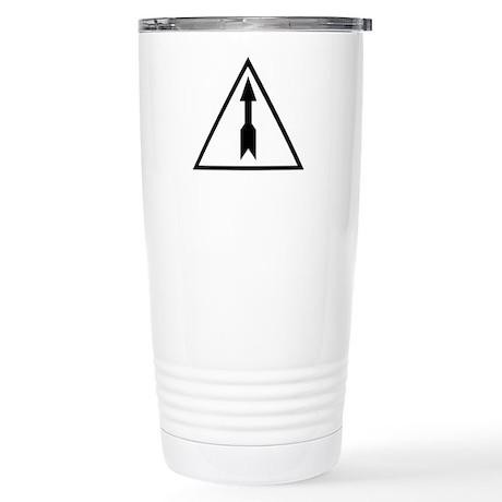 SAIGA Stainless Steel Travel Mug