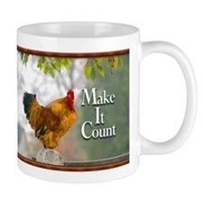Morning Rooster Mug Mugs