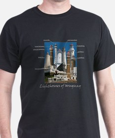 Lighthouses of Uruguay T-Shirt