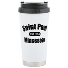 Saint Paul Established 1854 Travel Mug