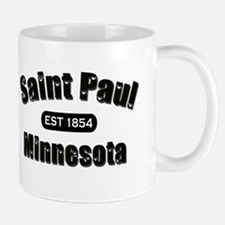 Saint Paul Established 1854 Mug