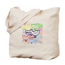 CROCODUCKS Tote Bag