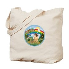 Rainbow - Shar Pei 2 Tote Bag