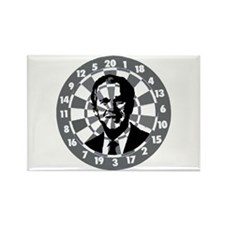 Dart Board Rectangle Magnet