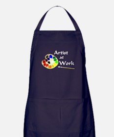 Artist at Work Apron (dark)