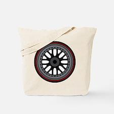 Mesh Wheel Tote Bag