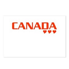 Canada 2010 Postcards (Package of 8)