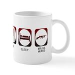 Eat Sleep Mafia Mug
