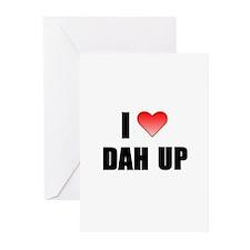 Unique Dah Greeting Cards (Pk of 10)