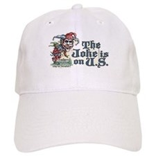 Anti Obama Joker Baseball Cap
