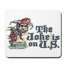 Anti Obama Joker Mousepad