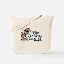 Anti Obama Joker Tote Bag