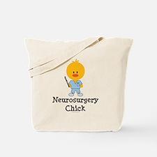 Neurosurgery Chick Tote Bag