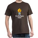 Neurosurgery Chick Dark T-Shirt
