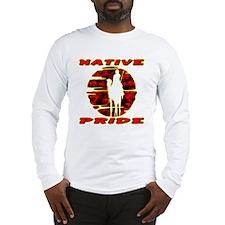 Native Pride #1002 Long Sleeve T-Shirt