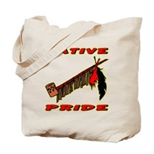 Native Pride #021 Tote Bag