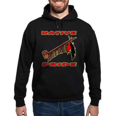Native Pride #021 Hoodie (dark)