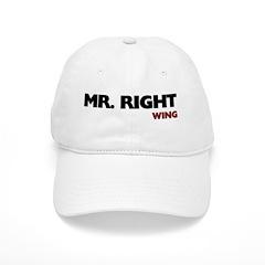 Mr Right Wing Baseball Cap