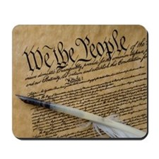 Constitutional Mouse Pad